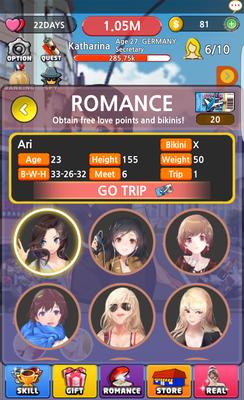 najlepsze randkowe gry RPG szybkie randki bangor