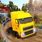 Truck Driver Rally Drift