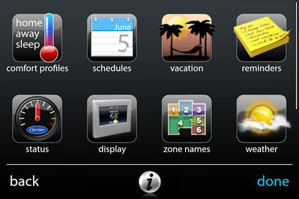 MyInfinity Touch Android - Free Download MyInfinity Touch App