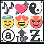 Símbolos e Letras diferentes 4.0.7