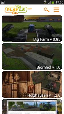 Baixar Farming simulator 15 mods 1 7 APK Android grátis