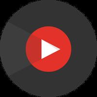 Εικονίδιο του YouTube Music