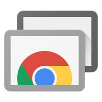Icono de Escritorio Remoto de Chrome