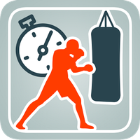Boxing Round Interval Timer Simgesi