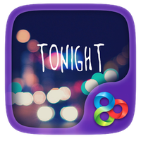 Tonight GO Launcher Theme Simgesi
