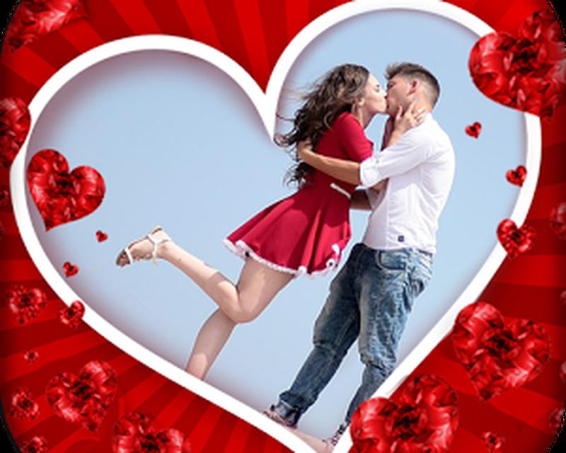 Cadre Photo Amour Gratuit Android Télécharger Cadre Photo