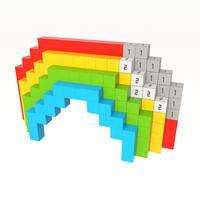 Ícone do apk Voxel - 3D Livro Colorir Jogo