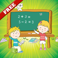 Puzzles Math Game for Kids ! Simgesi