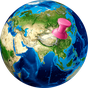 Hors ligne Monde Carte HD - 3D Cartes & rue veiw 1.2