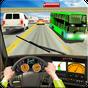 kota bis simulator pelatih mendorong 1.0
