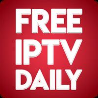 FREE IPTV DAILY 2018 - KOSTENLOSES IPTV DAILY 2018 APK Icon