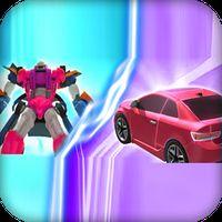 3D Racing Tobot Car Battle APK Simgesi