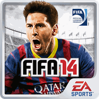 Ícone do apk FIFA 14 da EA SPORTS™