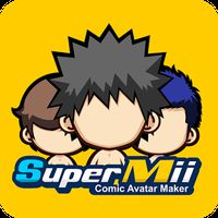 SuperMii- Make Comic Sticker icon