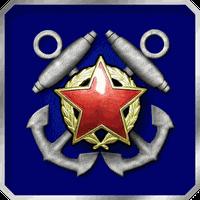 Naval Clash Admiral Edition Simgesi