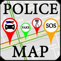 Police Map (Speed Camera Radar) APK Simgesi