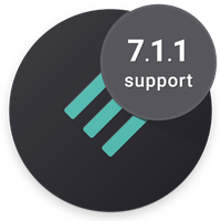 A Swift Dark Substratum Theme APK icon