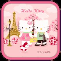 Hello Kitty Paris Theme icon