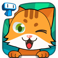 ไอคอน APK ของ My Virtual Cat - Cute Kittens