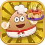 Jogos Pou Vamos Cozinhar!  APK