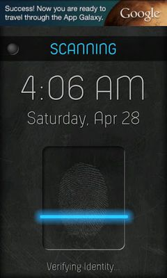 Fingerprint Lock Free screenshot apk 8