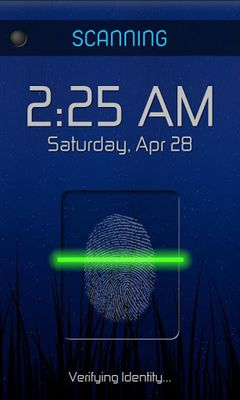 Fingerprint Lock Free screenshot apk 2