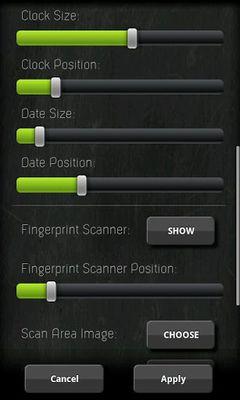 Fingerprint Lock Free screenshot apk 6