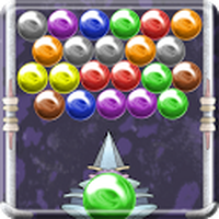 Ícone do apk Bubble Shooter Violet