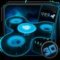 Fidget Spinner Uzay 3D Tema