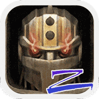 Metal Theme - ZERO launcher icon