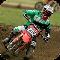 Bike Racing: Offroad Motocross APK Simgesi