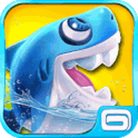Shark Dash Live Wallpaper Simgesi