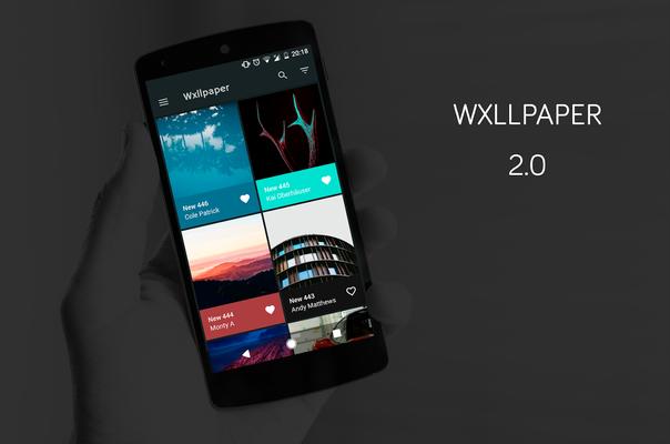 Descargar Wxllpaper Wallpaper App 122 Gratis Apk Android