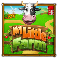 Ícone do apk My little Farm: Jewels Match 3