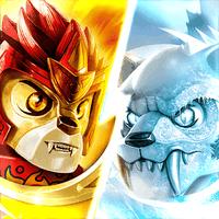 Ícone do apk LEGO® Chima: Tribe Fighters