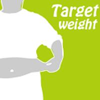 Ícone do apk Target Weight