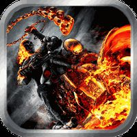 Ícone do apk Ghost Rider Moto