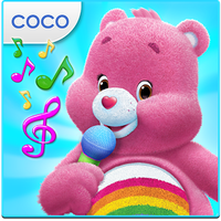 Icoană Care Bears Music Band