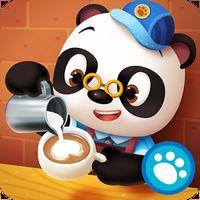 Dr. Panda 카페 무료 프리미엄 아이콘