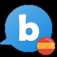 Ícone do Aprender espanhol com busuu