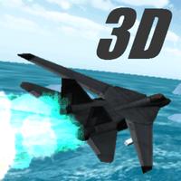 3D Jets : Simulador de Jet apk icono