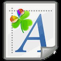 GO Launcher Schriftarten APK Icon