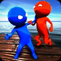 Beast Wrestling of Gangsters Stickman Fighting APK icon