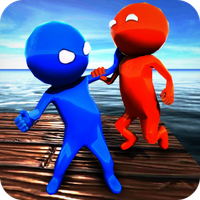 Beast Wrestling of Gangsters Stickman Fighting icon