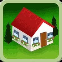 집 건물 게임 아이콘