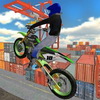 Motocross Motorbike Simulator APK Simgesi