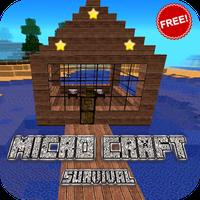 Micro Craft: Survival APK Simgesi