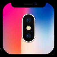 iCamera for Iphone X / Camera IOS 11 APK Simgesi