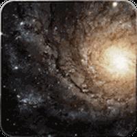 Icône de gratuit Cœur galactique
