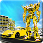 Flying Car Transformation Robot Car Wars Superhero 1.0.22